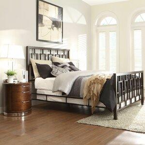 Zelda Queen Panel Configurable Bedroom Set by Woodhaven Hill