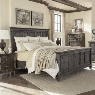 Delpha Panel Bed By August Grove