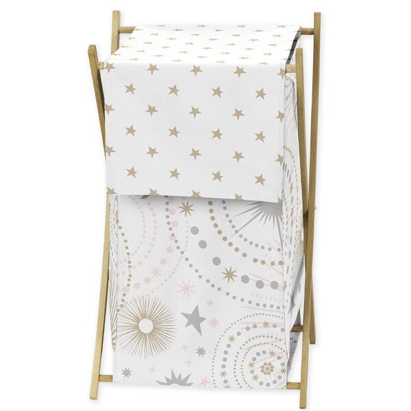 Celestial Laundry Hamper by Sweet Jojo Designs