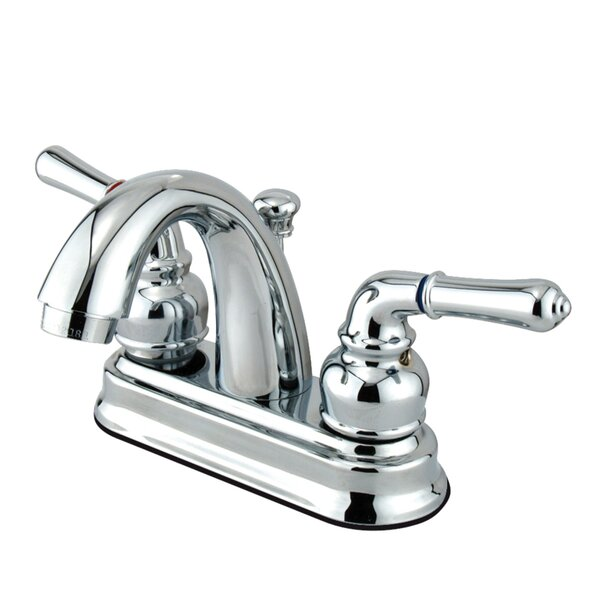 Centerset Bathroom Faucet With Drain Assembly By Elements Of Design
