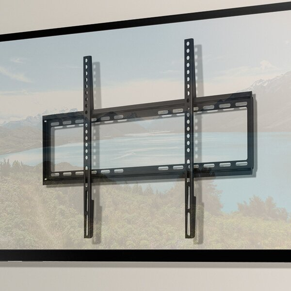 Fixed Universal Wall Mount for 37-70 Flat Panel Screen by Bitcom Technologies