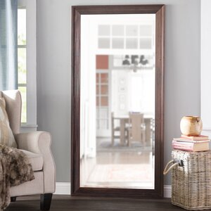 Scituate Barnwood Beveled Wall Mirror