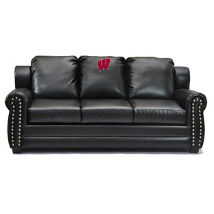 NCAA Coach Leather Sofa by Imperial International