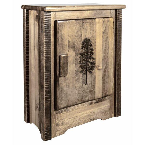 Abella 1 Door Accent Cabinet