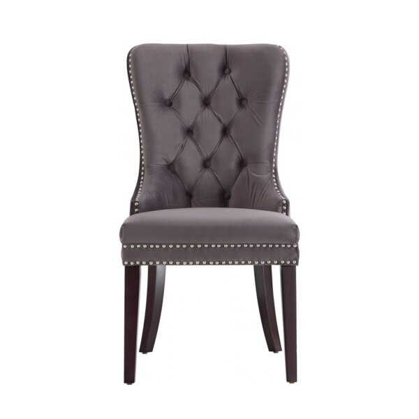 Phipps Upholstered Dining Chair (Set of 2) by Rosdorf Park Rosdorf Park