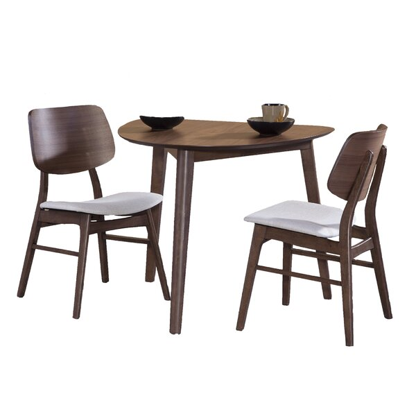 Mcmichael 3 Piece Dining Set by George Oliver