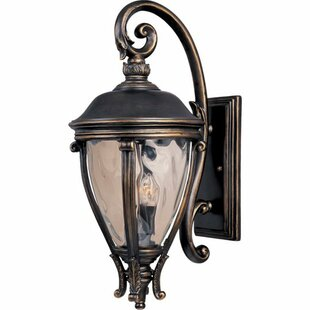 Great Price Ironstone 3-Light Outdoor Wall Lantern By Astoria Grand