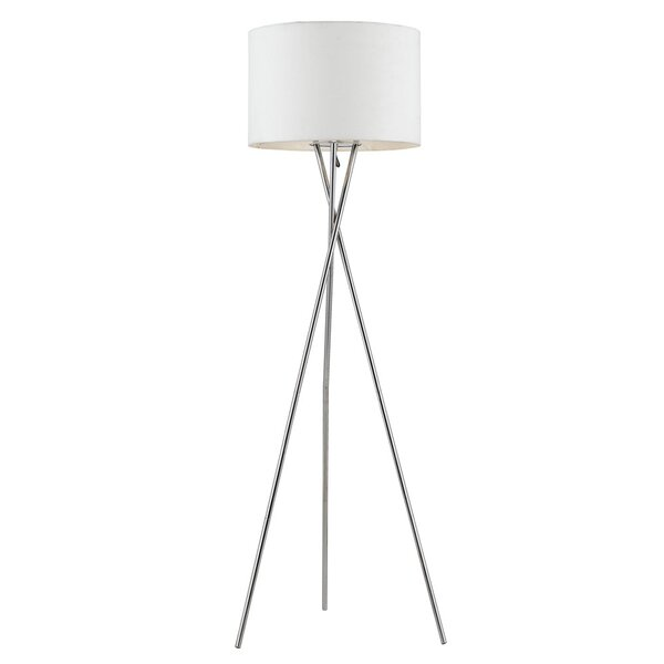 Rudy Tripod Floor Lamp by Langley Street