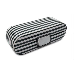 Claire Striped Oblong Jewelry Box by Morelle Company
