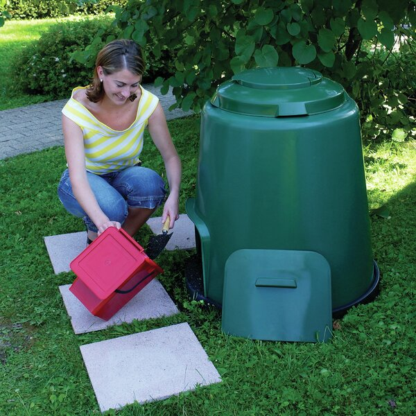 Graf 74 Gal. Stationary Composter by Tierra Garden