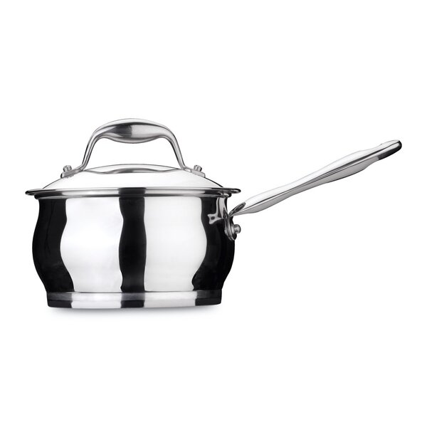 Zeno 2 qt. Sauce Pan with Lid by BergHOFF International