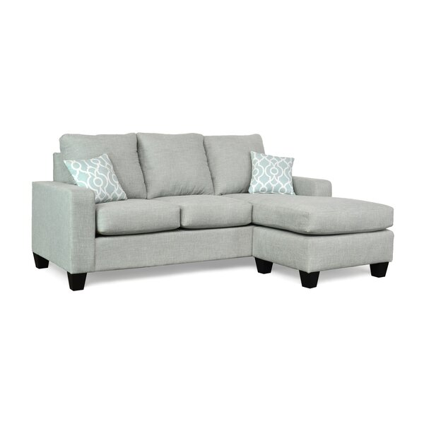 Brunello Right Hand Facing Sectional By Brayden Studio