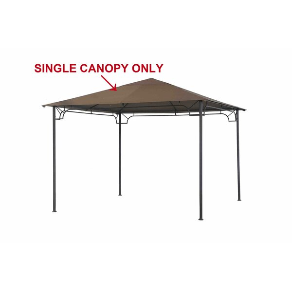 Fabric Gazebo Canopy by Sunjoy