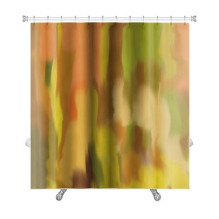 Art Beta Blur Abstract Style as Early Impressionism Premium Shower Curtain By Gear New