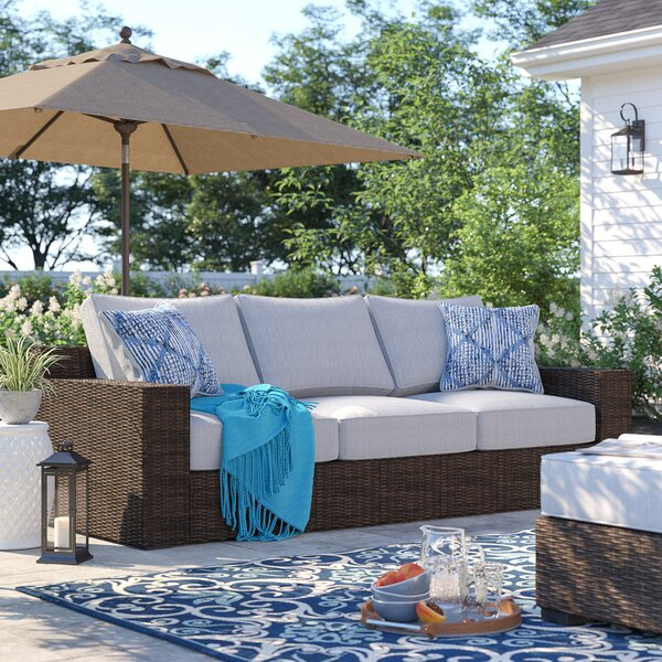 Oreland Deep Seating Group with Cushion by Sol 72 Outdoor