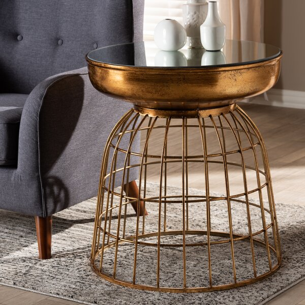 Chelan End Table by Williston Forge