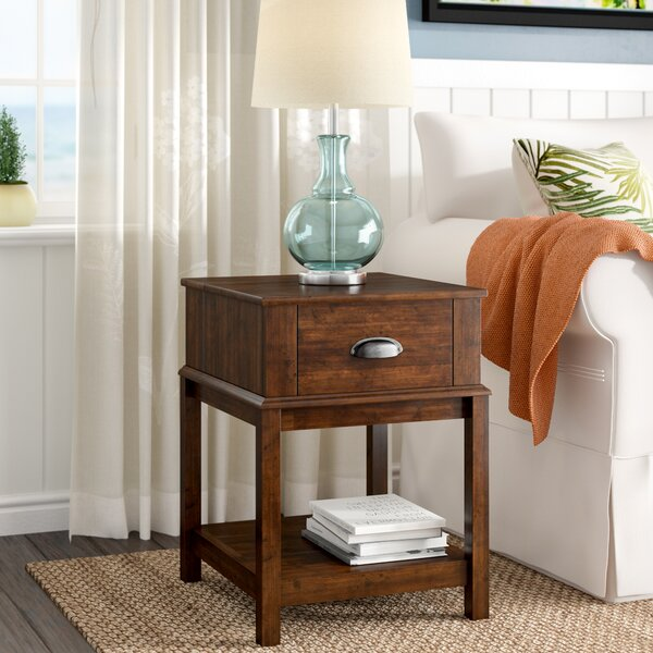 Pinellas End Table By Beachcrest Home