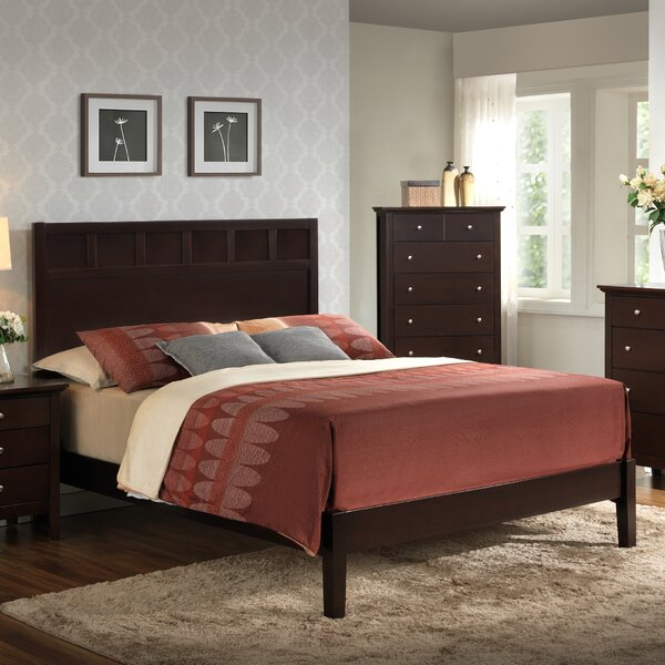 Maeve Standard Bed by Charlton Home