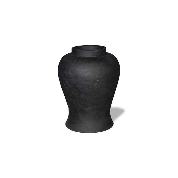Ginger Jar Resin Stone Pot Planter by Amedeo Design