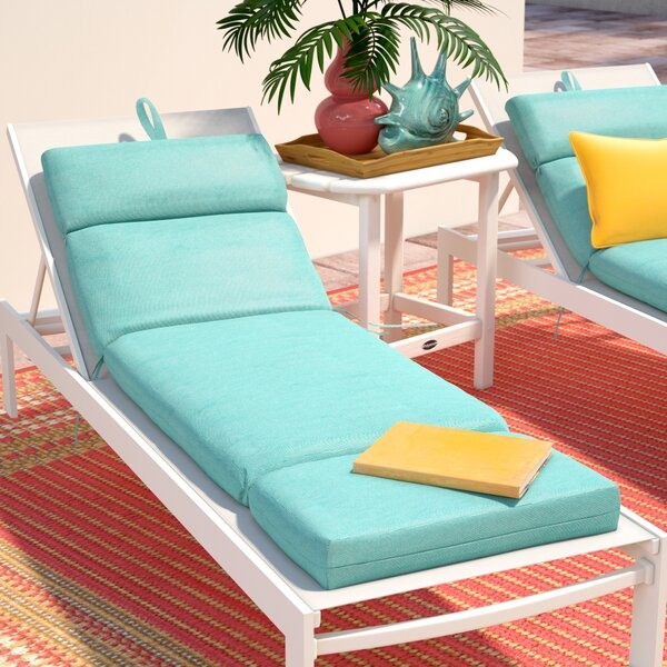 Chaise Cushion by Highland Dunes