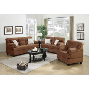 Roosevelt 2 Piece Leather Living Room Set Amax Low Price.