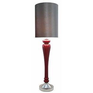 Tall thin table lamps wayfair save aloadofball Gallery