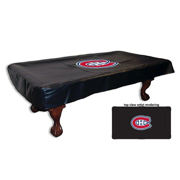 NHL Billiard Table Cover by Holland Bar Stool
