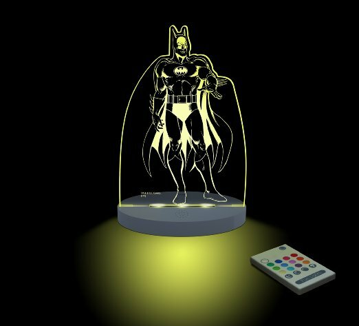 Batman LED Night Light by CompassCo