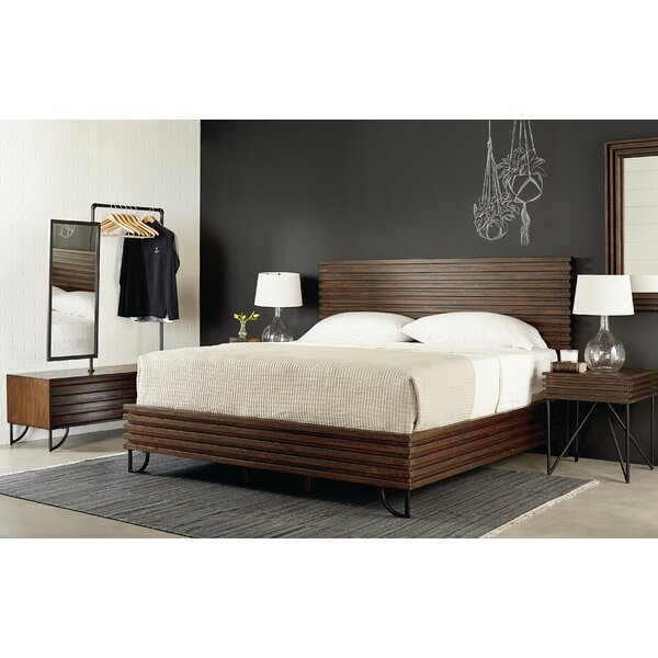 Stacked Slat Standard Bed By Magnolia Home by Magnolia Home 2020 Sale