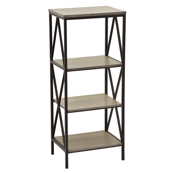 Sidwell Etagere Bookcase by Gracie Oaks