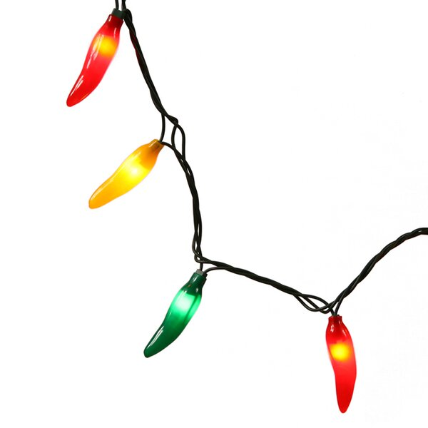 35 Chili Pepper Christmas Light by Vickerman
