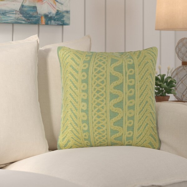Deryneia Grove Indoor/Outdoor Throw Pillow by Bay Isle Home