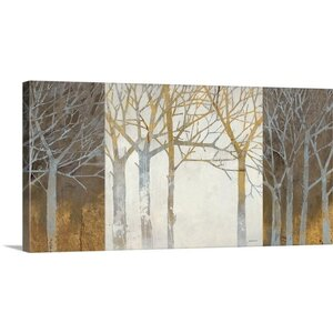 Night and Day by Kathrine Lovell Painting Print on Wrapped Canvas by Great Big Canvas