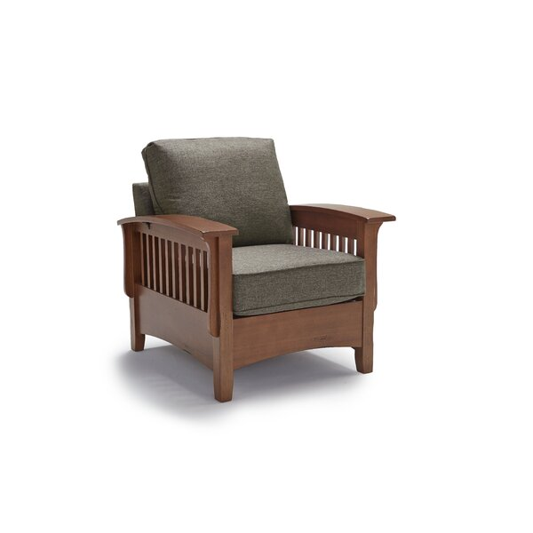 Warrington Armchair by Loon Peak Loon Peak