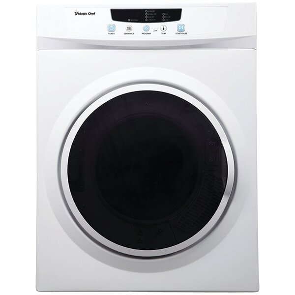 3.5 cu. ft. Electric Dryer by Magic Chef