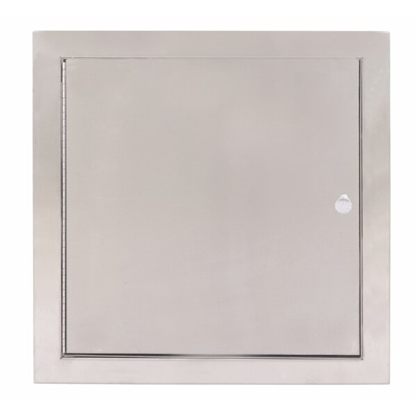 Specimen Pass-Thru 13.38 W x 12.63 H Recessed Cabinet by Bradley Corporation