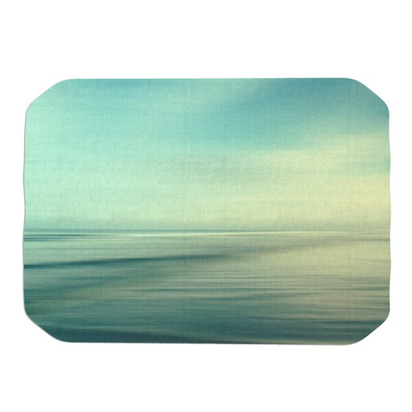Beach Placemat by KESS InHouse
