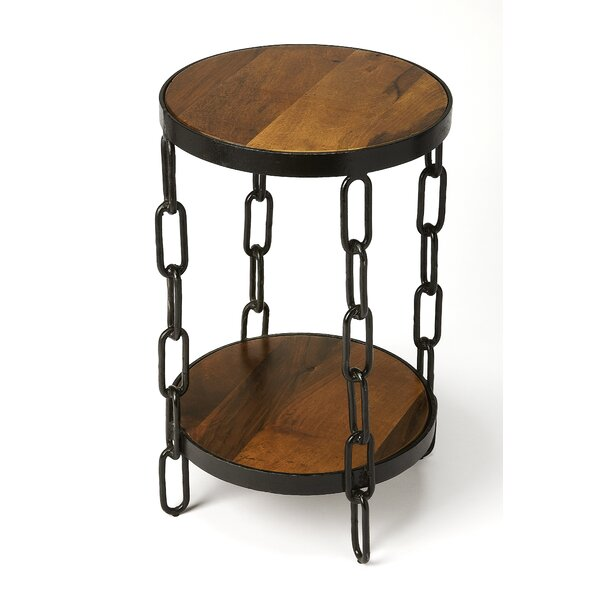 Thirsk End Table With Storage By Williston Forge