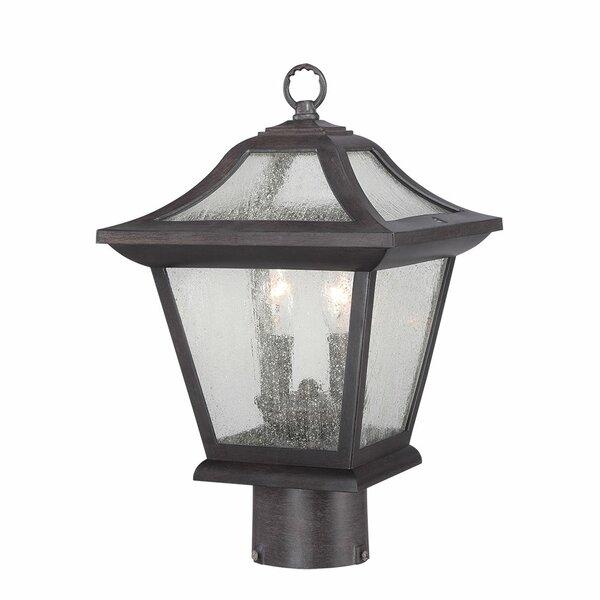 Vanleer 2-Light Lantern Head by Winston Porter