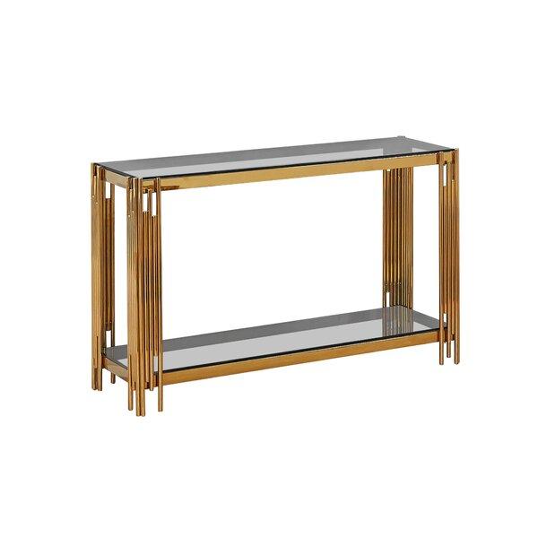 Hardin Console Table by Mercer41 Mercer41