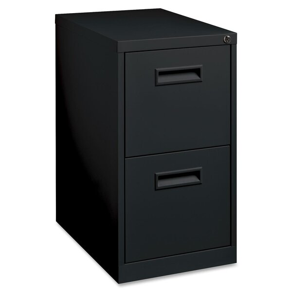 2-Drawer File/File Mobile Pedestal Files by Lorell2-Drawer File/File Mobile Pedestal Files by Lorell