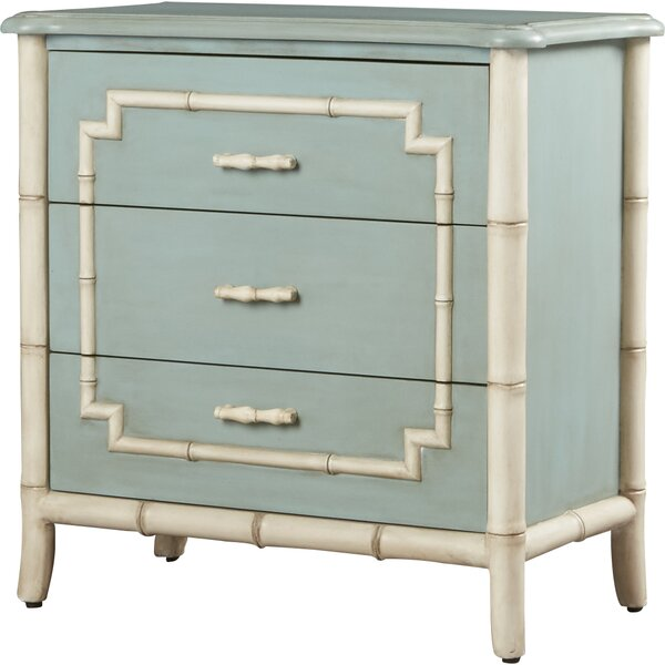 Yair 3 Drawer Accent Chest by Bay Isle Home Bay Isle Home