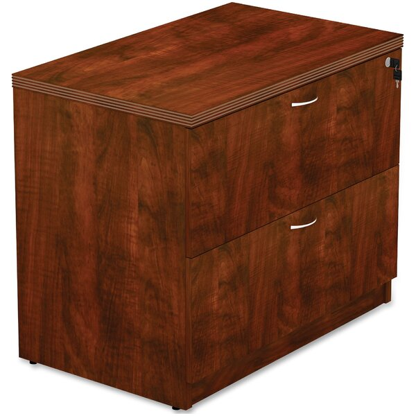 2-Drawer Lateral Filing Cabinet by Lorell