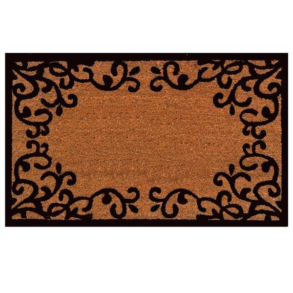 Krout Chateaux Doormat by Winston Porter