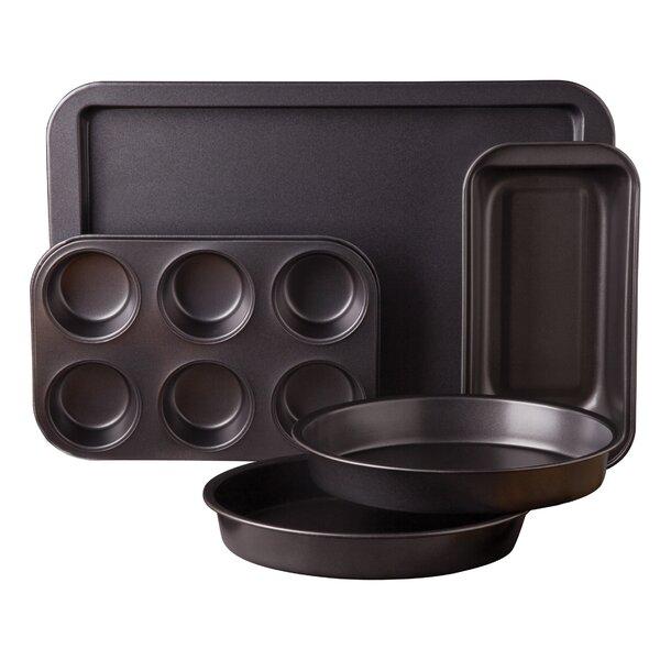 5-Piece Non-Stick Bakeware Set by Sunbeam