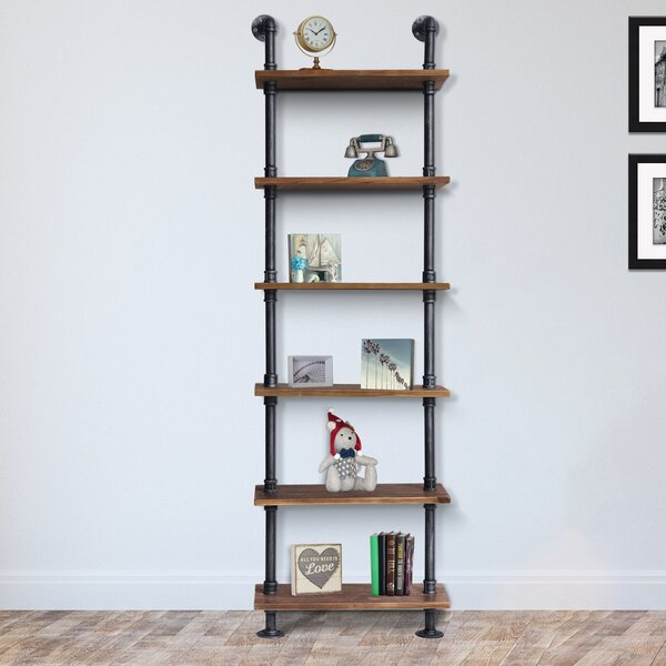 Block Etagere Bookcase by Williston Forge