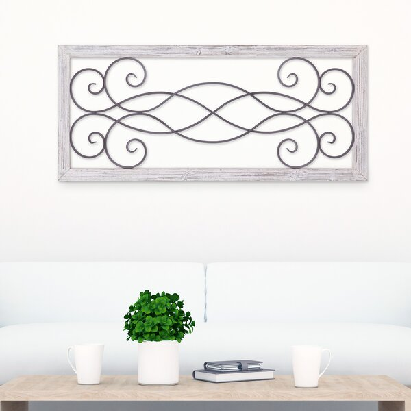 Scroll Wall Décor by Ophelia & Co.