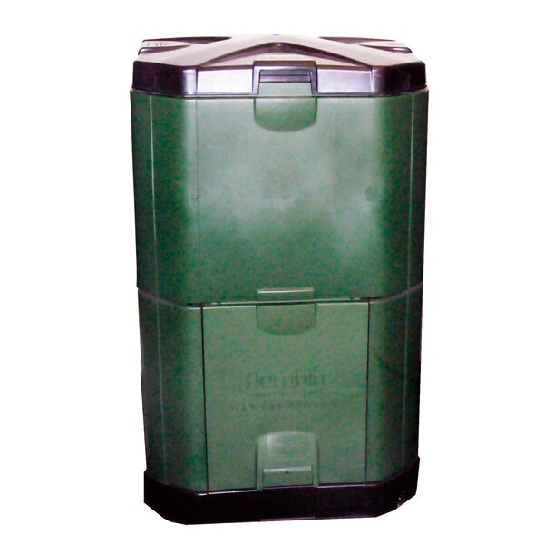 104.71 Gal. Stationary Composter by Exaco