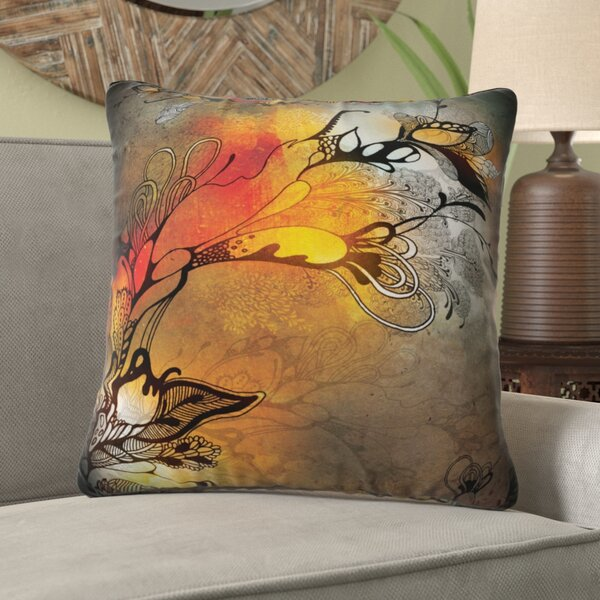 Naes Before The Storm Throw Pillow by World Menagerie