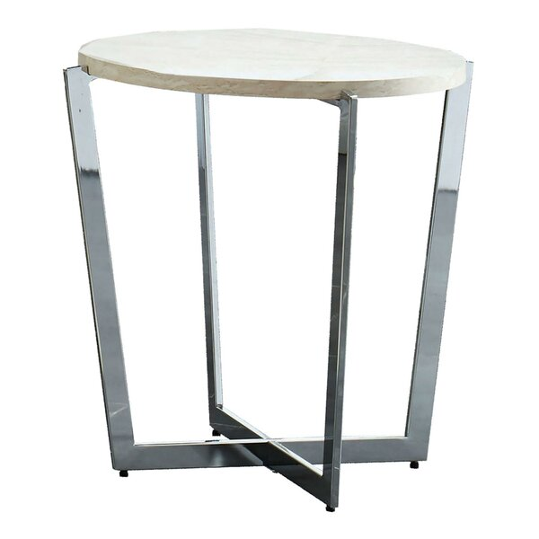 Botmund End Table by Orren Ellis Orren Ellis
